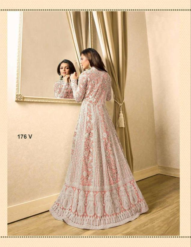LT Partywear Anarkali Dress 176V