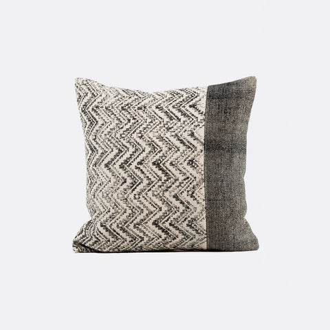 Hart Square Cushion - Black