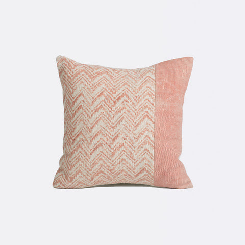 Hart Square Cushion - Pink
