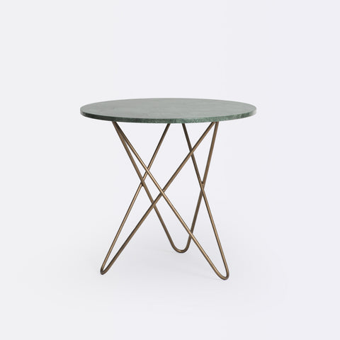 Stella Green Marble Table