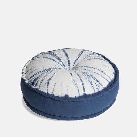 Shibori Floor Cushion