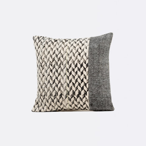 Tilly Square Cushion - Black