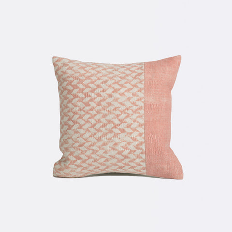 Tilly Square Cushion - Pink