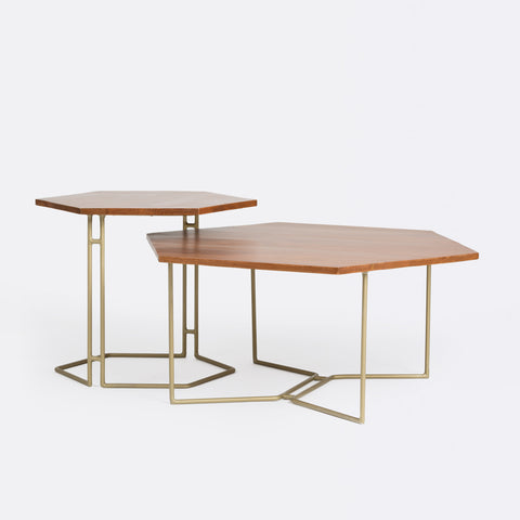 Arthur Coffee Table - Gold