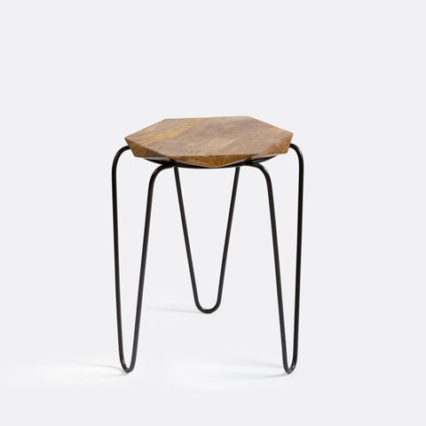Olivia Table/Stool - Black