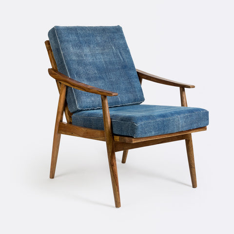 Theo Armchair - Dhurrie