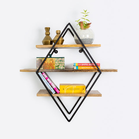 Zoe Diamond Shelf