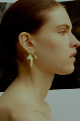 Icarus Earrings Gold