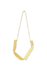 Linked Necklace Gold
