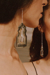Mehraab Earrings (Large)