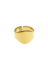 Plain Signet Ring