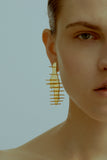 Sagitta Earrings Gold