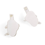 Umbra Earrings Silver