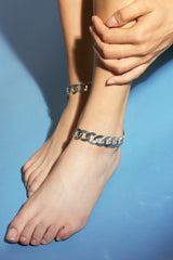 Flat Iron Anklet