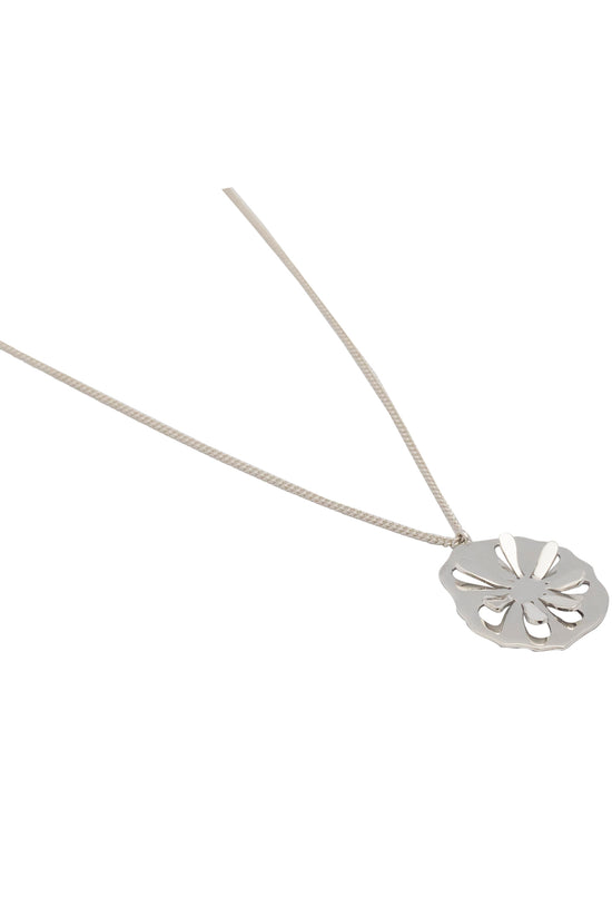 Sliced Daisy Necklace
