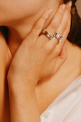 Pierced Ring (Narrow) - 10% off
