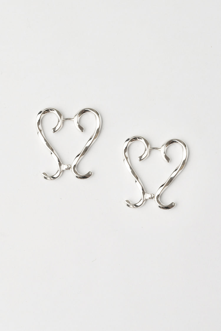 Heartbreaker Earrings (Small)