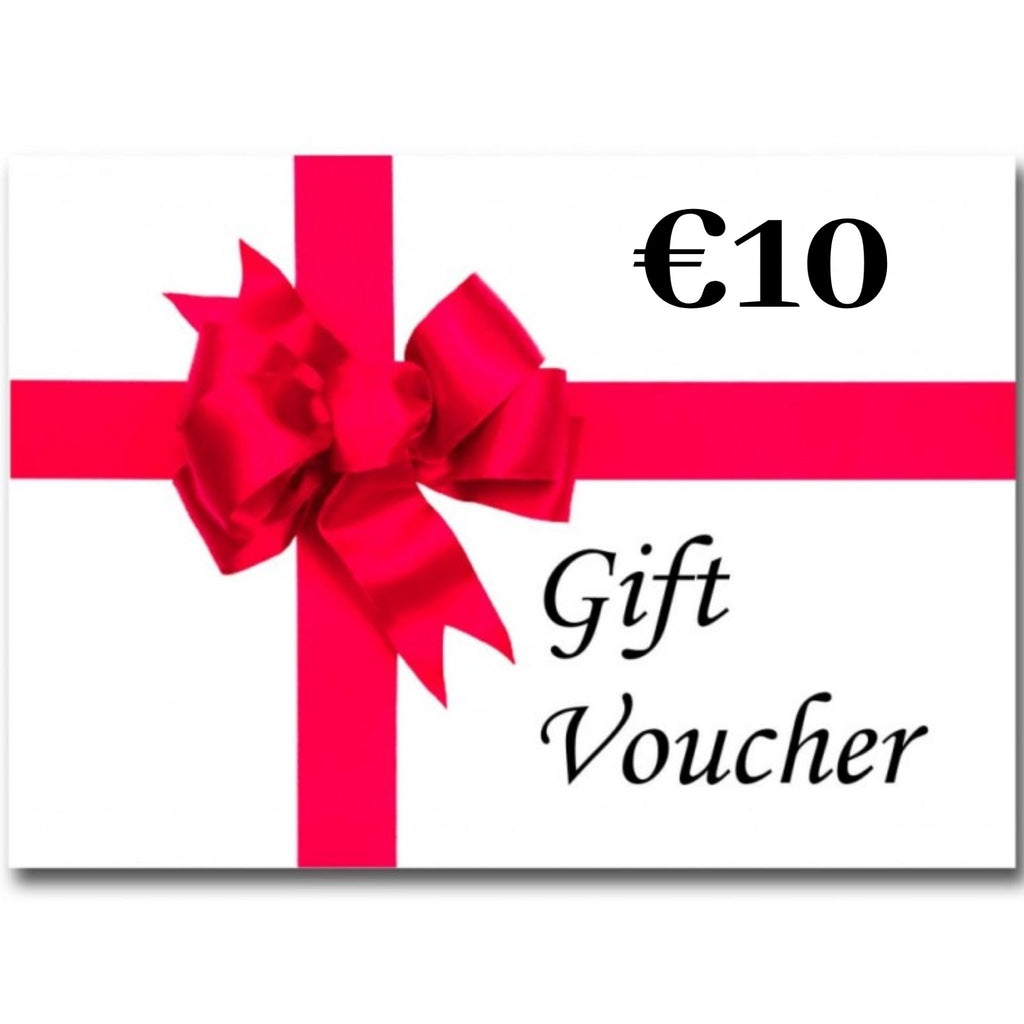 €10 Gift Voucher (Electronic) - The Fabric Counter
