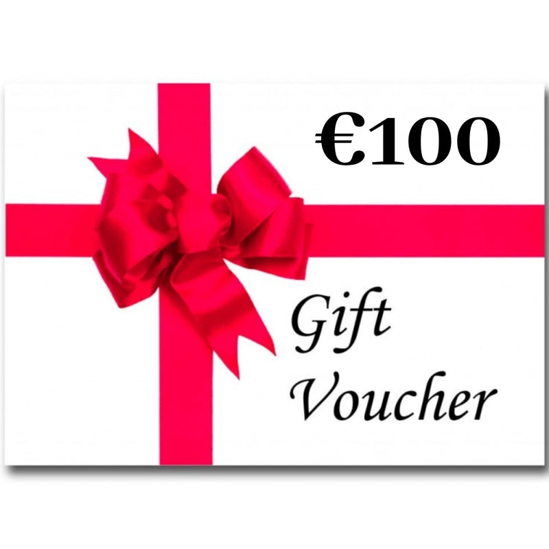 €100 Gift Voucher (Electronic) - The Fabric Counter