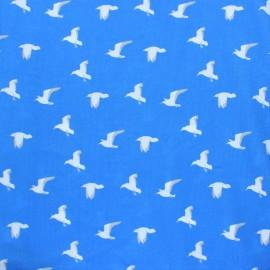100% Viscose - Seagull - The Fabric Counter