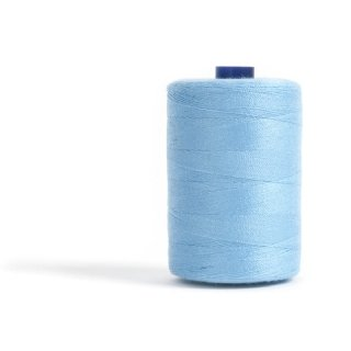 1,000m Thread - Sky Blue - The Fabric Counter