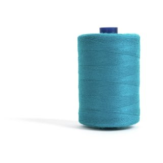 1,000m Thread - Teal - The Fabric Counter