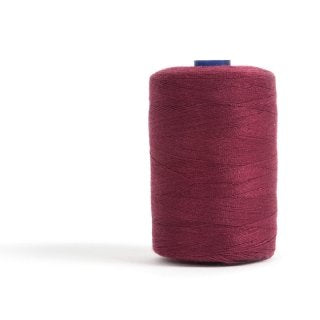 1,000m Thread - Wine - The Fabric Counter