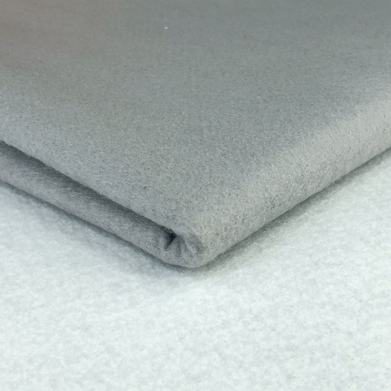 Acrylic Felt - Grey - The Fabric Counter