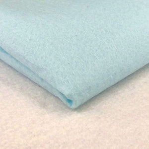 Acrylic Felt - Pale Blue - The Fabric Counter