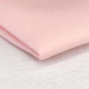 Acrylic Felt - Pale Pink - The Fabric Counter