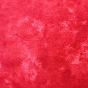 Batik - Red - The Fabric Counter