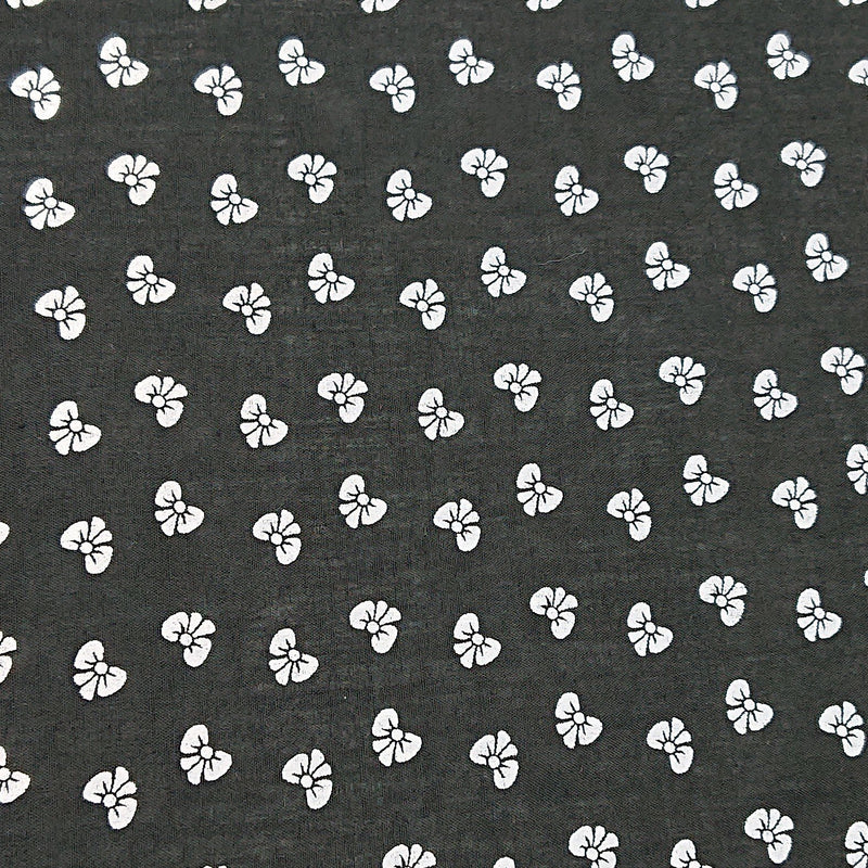 Bows Polycotton - The Fabric Counter