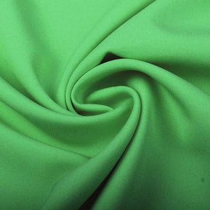 Burlington Suiting - Grass Green - The Fabric Counter