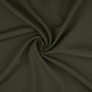 Burlington Suiting - Khaki Green - The Fabric Counter