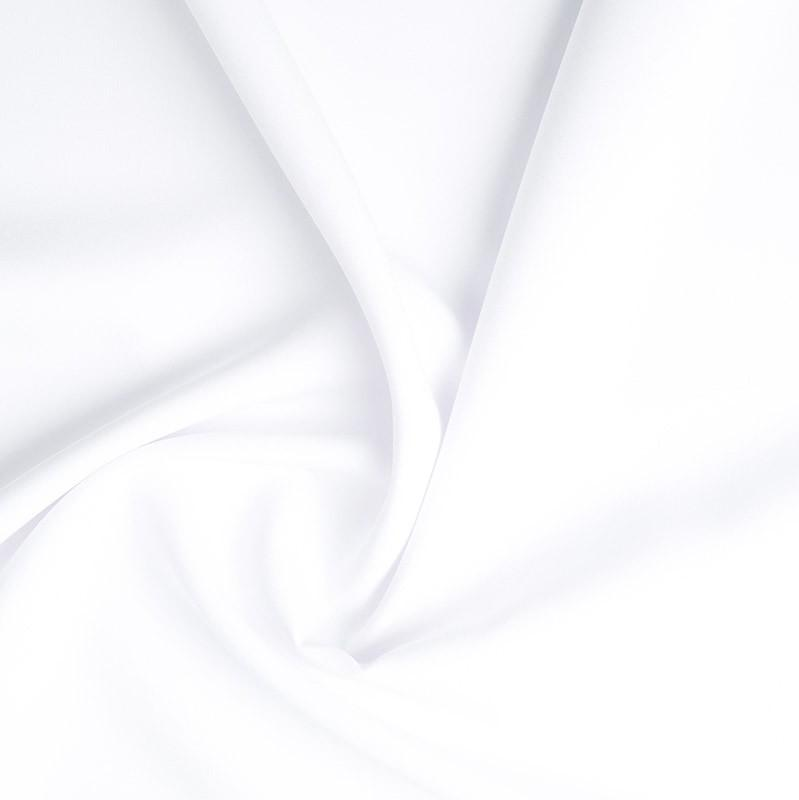 Burlington Suiting - White - The Fabric Counter