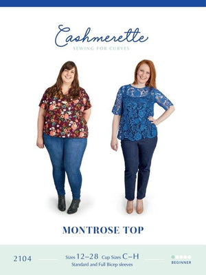 Cashmerette - Monterose - The Fabric Counter