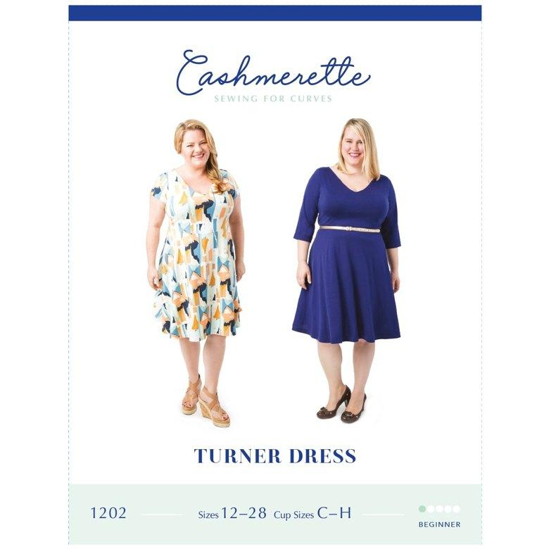 Cashmerette - Turner - The Fabric Counter