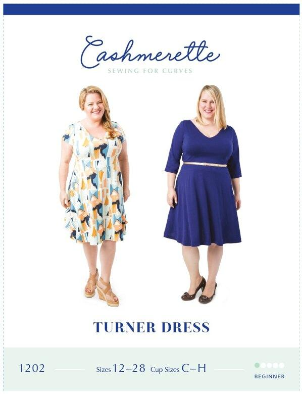 Cashmerette - Turner Dress - The Fabric Counter
