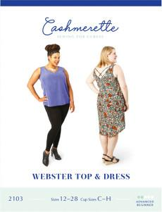Cashmerette - Webster - The Fabric Counter