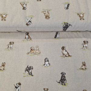 Dog Canvas - The Fabric Counter