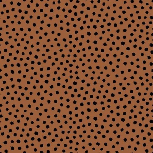 Dots - GOTS Organic Cotton Jersey - The Fabric Counter