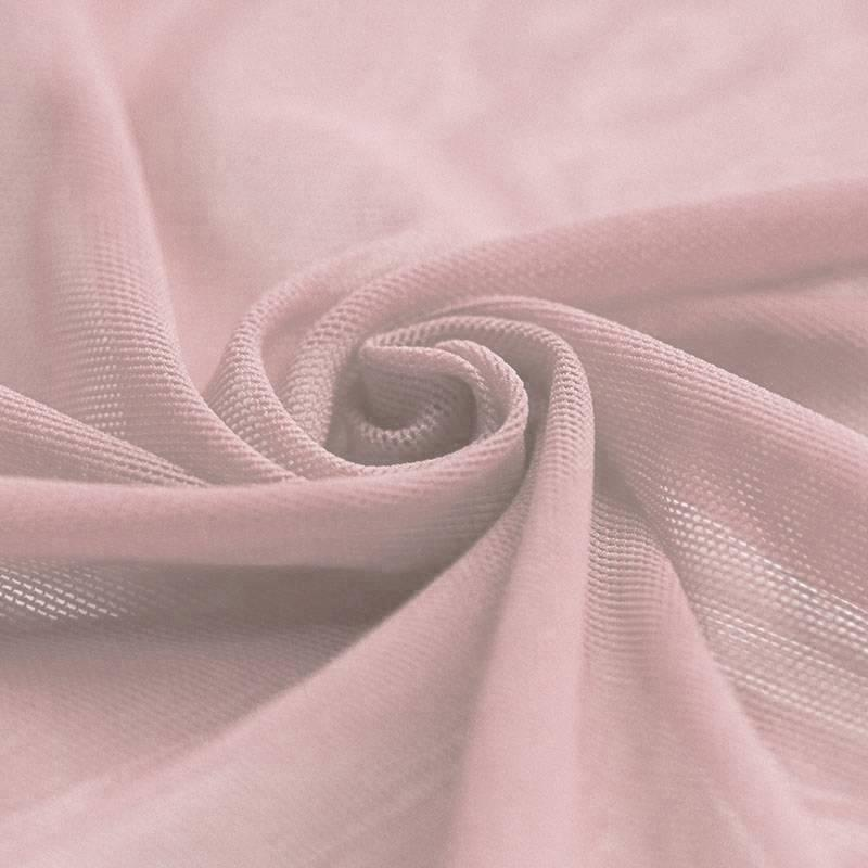Dusty Rose Power Mesh - The Fabric Counter
