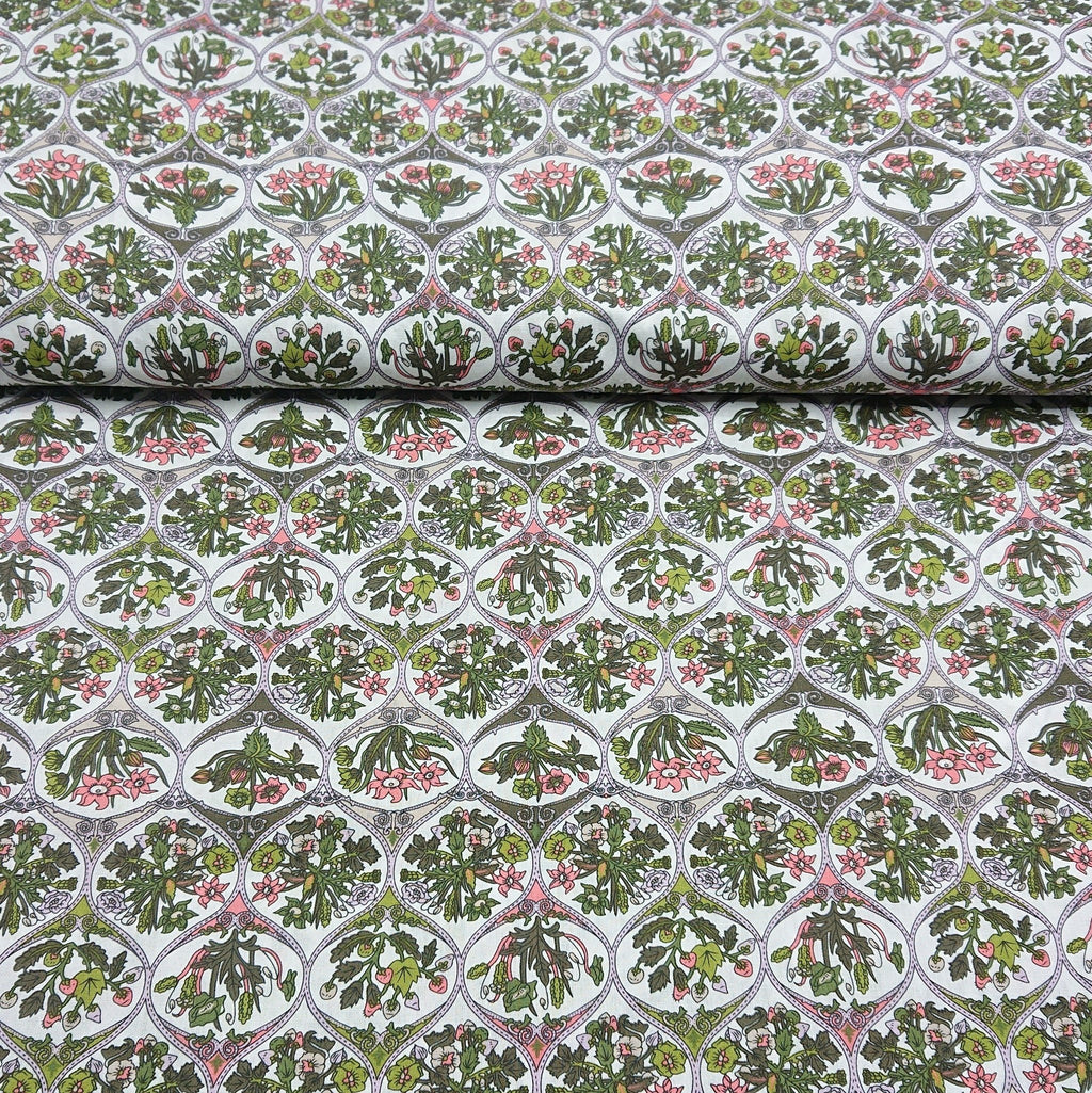 Dutch Cotton Lawn - The Fabric Counter