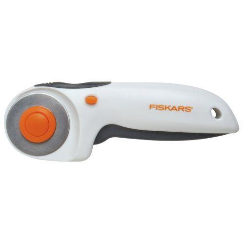 Fiskars 45mm Rotary Cutter with Safety Trigger - The Fabric Counter