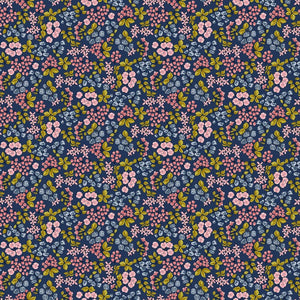 Floral - Cotton Print - The Fabric Counter