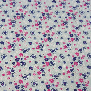 Floral Polycotton - The Fabric Counter