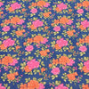 Floral Print Tricot Jersey - The Fabric Counter