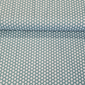 Geometric Print Cotton - The Fabric Counter