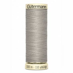 Gutermann Sew All Polyester Sewing Thread - Col 118 - The Fabric Counter