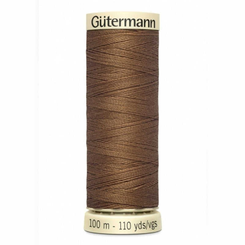 Gutermann Sew All Polyester Sewing Thread - Col 124 - The Fabric Counter